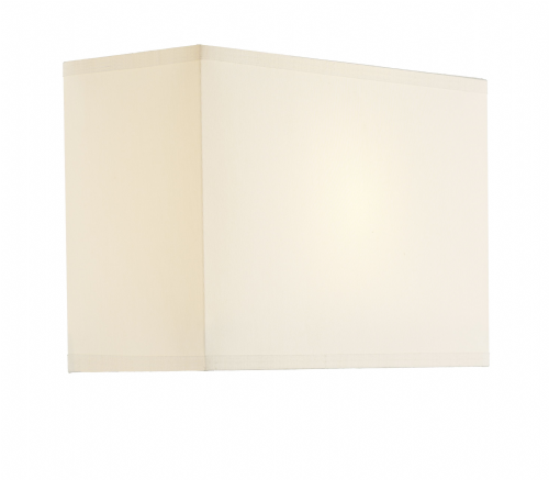 Dar Piza Wall Bracket Cream Shade S1025